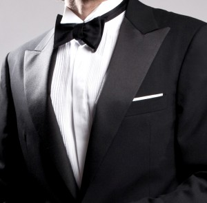 Black tie