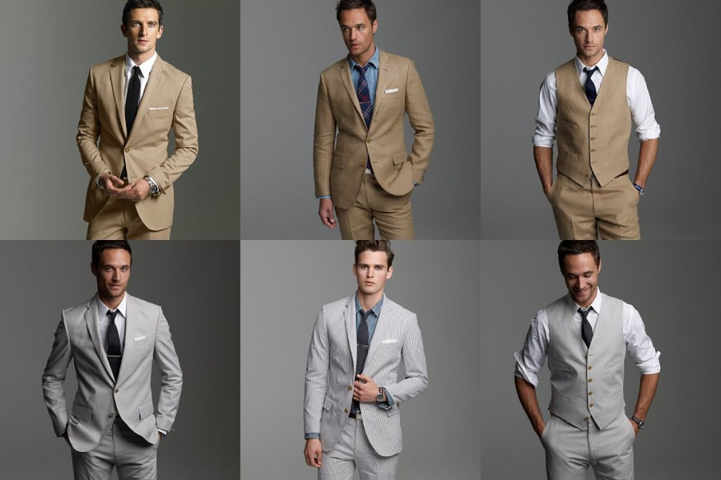 4 Helpful Tips for Getting Your Summer Suit Right – The Mitchelli ...